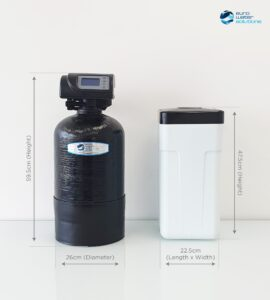 Premier Water Softener Medium and Salt Bank