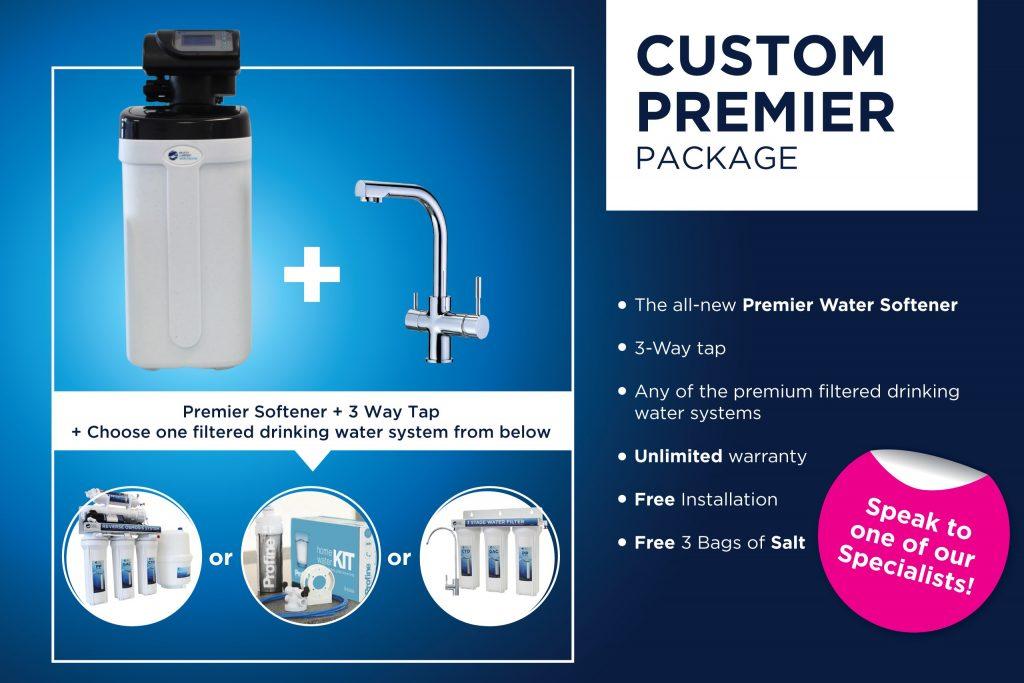 Custom Water Softener Packages