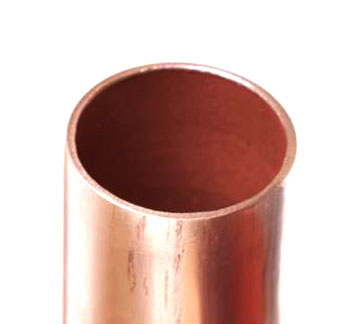 Soft Water Copper Pipes